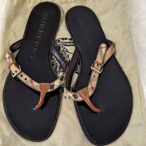 455266f27189 Burberry Slippers for Women